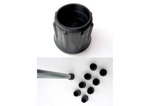 Tent Accessories - Rubber Bottom Wall Pole Caps  sc 1 st  Wall Tent Shop & Rubber Bottom Wall Pole Caps
