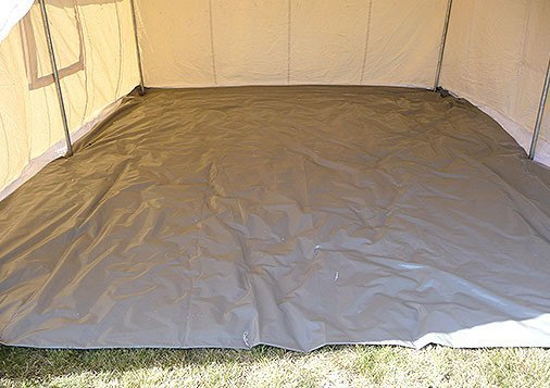 Tent Accessories - Wilderness Cook Shack - FLOOR