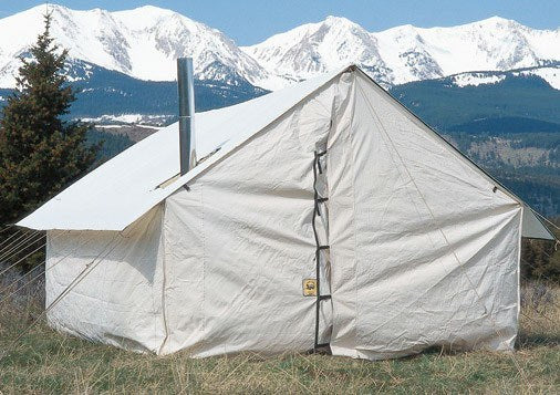 Tent Accessories - Wilderness Extended Poly Tent Fly & Extended Poly Tent Fly