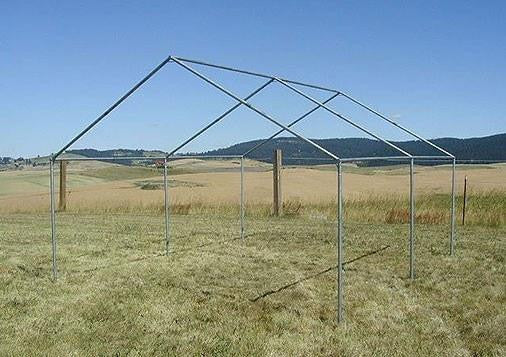 Wilderness Hunting Tent & Complete Frame