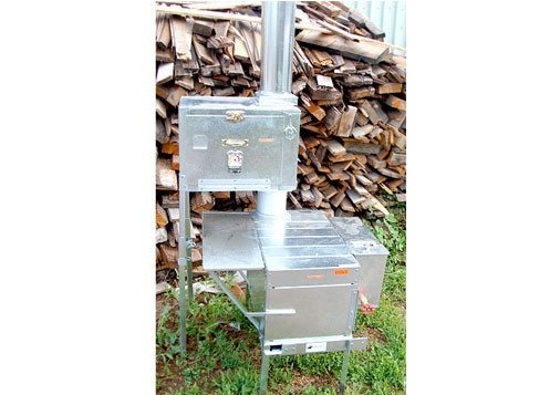 Riley Wall Tent Stoves