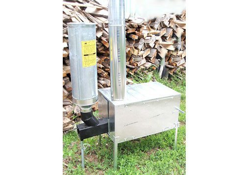 Tent Stoves - Riley Tent Pellet Stoves  sc 1 st  Wall Tent Shop & Riley Tent Pellet Stove