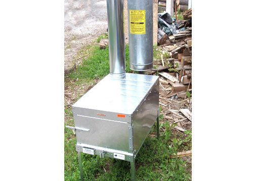 Pellet Stove for Tent
