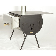 Cylinder Wall Tent Stove