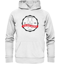 Lade das Bild in den Galerie-Viewer, HD | BRKNTR RND II - Bio Basic Hoodie