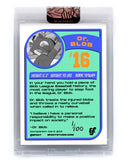 Dr. Blob - Companion Card #18 (Unsigned /100)