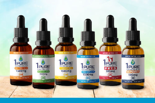 Top Reasons to Choose 1PURE CBD