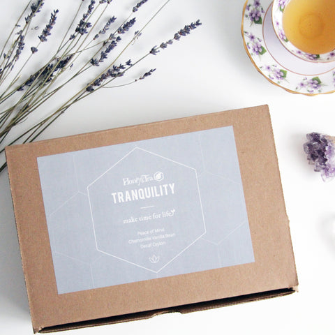 Tranquility Tea Kit