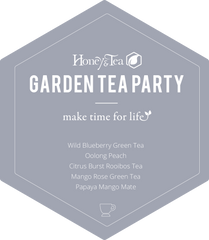 Garden Tea Party Kit