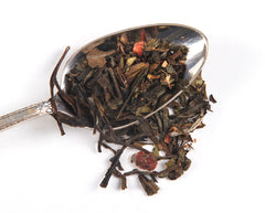 Schizandra Blackcurrant Green & White Tea Blend