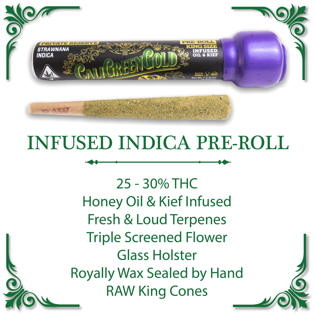 Infused Indica Pre-Roll