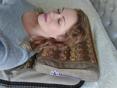 FREE BIO PILLOW WITH CRYSTALS