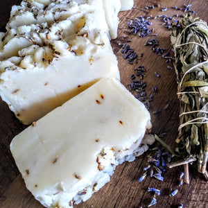 White Sage & Lavender Soap
