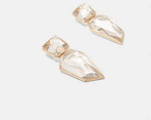 Transparency Earrings
