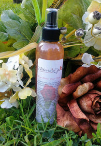 Rose Water Hair Tonic (hair tonic, toner)