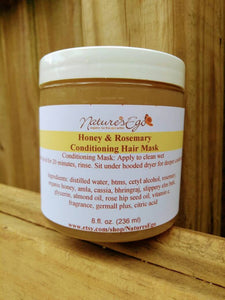 Honey & Rosemary Conditioning Hair Mask