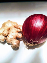 Load image into Gallery viewer, Organic Ayurvedic Prepoo (onion, chebe, mehndi, ginger, stimulant)