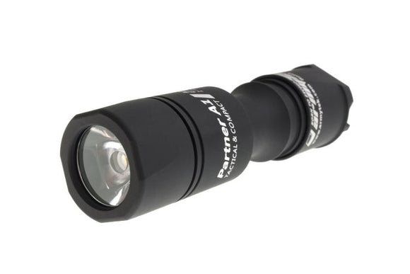 Armytek Partner A1 v3 XP-L Flashlight - Bright Nite