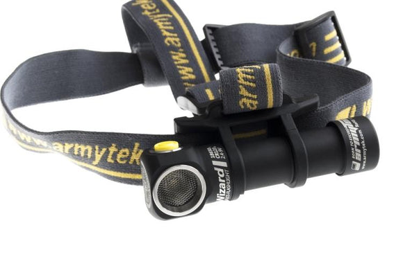 Armytek Wizard v2 XM-L2 Headlamp - Bright Nite