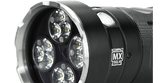 EagleTac MX30L4XC Floody Beam Flashlight XP-G2 S2 - Bright Nite