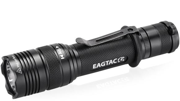 EagleTac T200C2 XP-L HI v3 Flashlight - Bright Nite