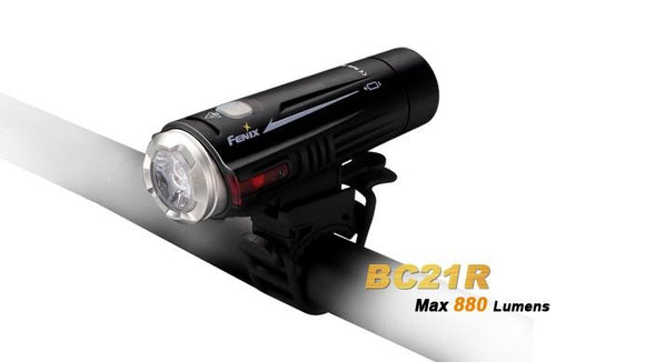 Fenix BC21R Bike front light - Bright Nite