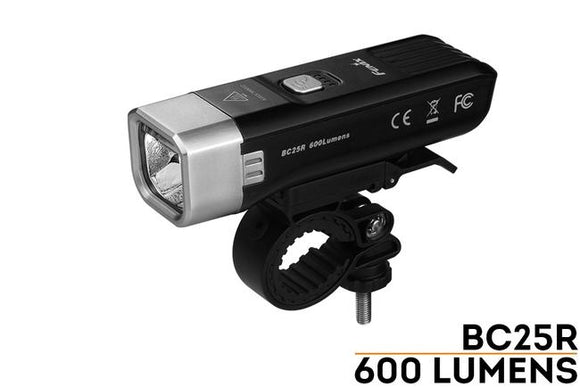 Fenix BC25R bike light - Bright Nite