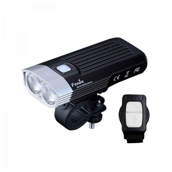 Fenix BC30 V2.0 bicycle light - Bright Nite