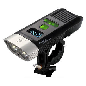 Fenix BC30R USB rechargeable bike light - Bright Nite