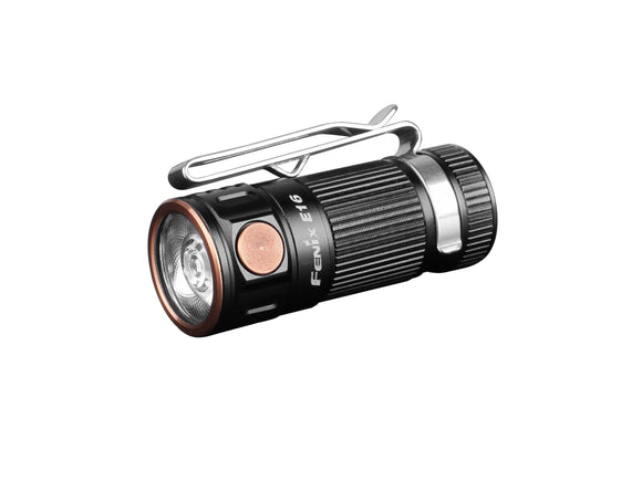 Fenix E16 ultra-compact EDC flashlight - Bright Nite