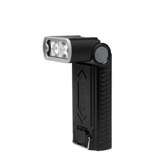 Fenix WT20R multifunctional adjustable angle flashlight - Bright Nite