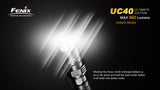 Fenix UC40 Ultimate Edition XM-L2 960lm Rechargeable LED Torch