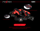Ferei HL20 1000 lumen rechargeable LED Headlamp V2