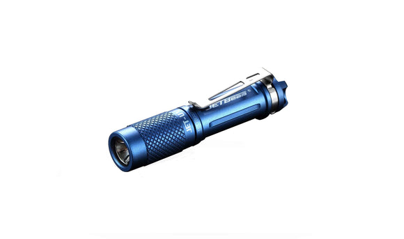 JETBeam JET-UV Portable UV flashlight Blue - Bright Nite