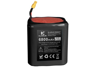 Klarus RS80GT-BP 10.8V 6800mAh Replacement Battery for the RS80GT - Bright Nite