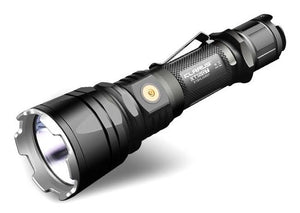 Klarus XT12GT Tactical Extended Reach Flashlight - Bright Nite
