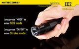 Nitecore EC2 Explorer XP-G R5 320 lumen LED Torch