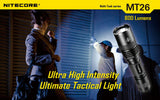 Nitecore MT26 Multi-Task 800 lumen LED torch