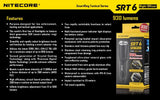 Nitecore SRT6 Night Officer XM-L2 930 lumen LED Torch