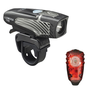 NiteRider LUMINA 750 Bike Light Combo - Bright Nite