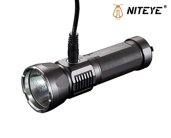 Niteye T4 Pro 2580LM CREE XHP50 Rechargeable - Bright Nite