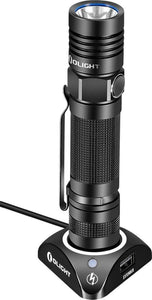 Olight S30R Baton II 1020 lumen Rechargeable Flashlight - Bright Nite