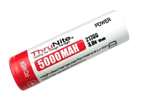 Thrunite 5000 mah 21700 Battery - Bright Nite
