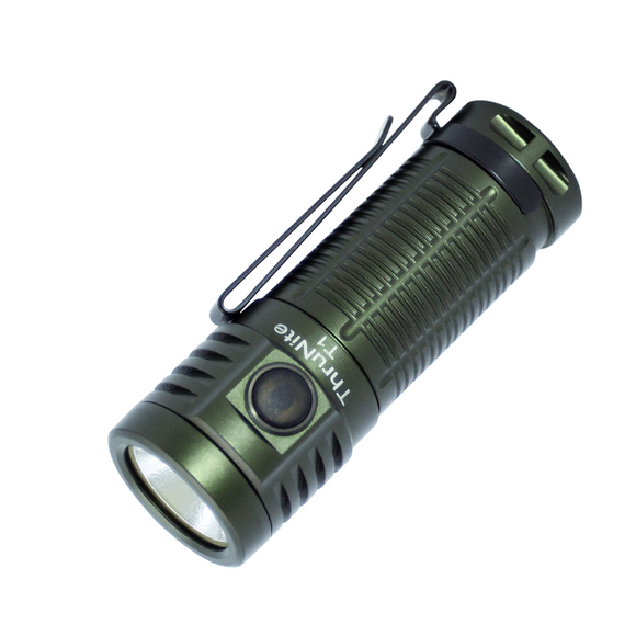 Thrunite T1 Dark Green Compact Flashlight