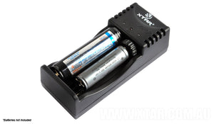 Xtar WP2 II Lithium ion Battery Charger