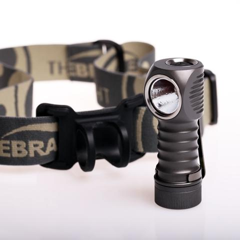 ZebraLight H32F CR123 Floody Headlamp Cool White - Bright Nite