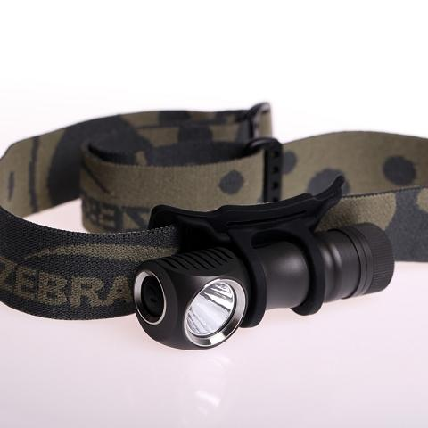 ZebraLight H53c AA Headlamp Neutral White High CRI - Bright Nite