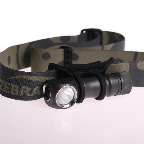 ZebraLight H53Fc AA Headlamp Floody Neutral White High CRI - Bright Nite