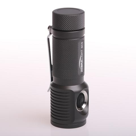 Zebralight SC5w AA Flashlight Neutral White OP - Bright Nite