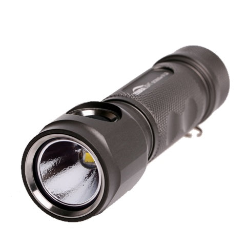 ZebraLight SC600 Mk II L2 18650 XM-L2 Flashlight Cool White